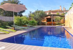 Santanyi - Großes Ferienhaus mit Pool (Nr. 3024)