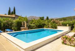 Ferienhaus bei Pollenca mit Pool (Nr. 3026)
