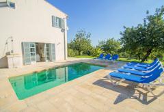 Ferienhaus mit Pool auf dem Land bei Bunyola (Nr. 3032)