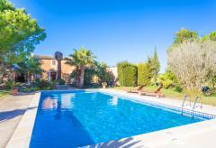 Mallorca Urlaub - Finca mit Pool und Naturgarten (Nr. 3035)