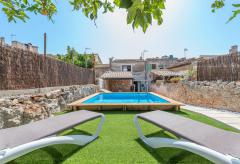 Ferienhaus mit Pool und Klimaanlage - Stadthaus in Felanitx (Nr. 3039)