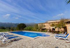 Pollenca - mallorquines Ferienhaus mit Pool und Klimaanlage (Nr. 3042)