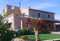 Golfurlaub Mallorca - Finca mit Pool nahe Golfplatz (Nr. 3049)