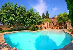 Große Finca mit Pool, Klimaanlage und Zentralheizung (Nr. 3063)