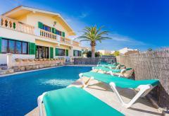 Ferienhaus mit Pool für 10 Personen  (Nr. 3064)