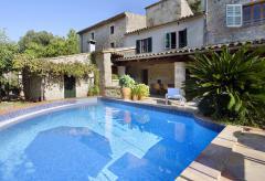 Mallorca Urlaub nahe Pollenca - Finca mit Pool (Nr. 3066)
