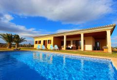 Strandnahe Finca mit Pool und Klimaanlage - Es Trenc (Nr. 3067)