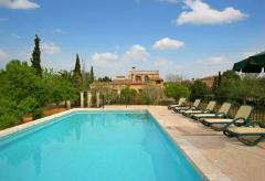 Mallorca Finca mit Pool und Internetanschluss bei Buger  (Nr. 3075)
