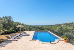 Mallorca Urlaub im Ferienhaus mit Pool (Nr. 3083)