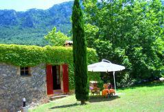 Ferienwohnung bei Bunyola im Westen Mallorcas (Nr. 3084.1)