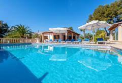 Ferienhaus mit Pool und Klimaanlage - Cala Murada (Nr. 3089)