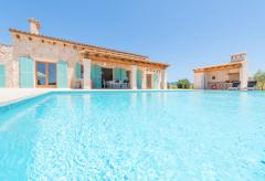 Mallorca moderne Finca mit Pool und Klimaanlage (Nr. 3091)