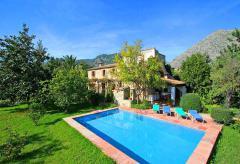 Mallorca Urlaub nahe Pollenca - Finca mit Pool (Nr. 3092)