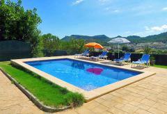 Ferienhaus für 8 Personen mit Pool (Nr. 3093)