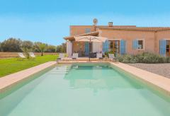 Kleines Ferienhaus mit Pool  (Nr. 3095)