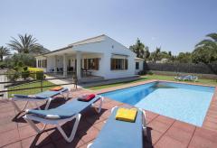 Ferienhaus mit Pool und Klimaanlage (Nr. 3097)