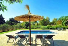 Finca mit Pool und Klimaanlage - Urlaub Mallorca (Nr. 3104)