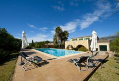 Gemütliches Ferienhaus mit Pool und Garten (Nr. 3107)