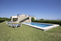 Familienurlaub Mallorca - Finca für 8 Personen (Nr. 3117)