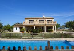 Mallorca Ferienhaus - Pool kindersicher (Nr. 3118)