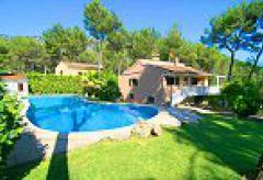 Mallorca Ferienhaus mit Pool, Klimaanlage und Internet (Nr. 3120)