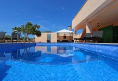 Strandnahe, moderne Finca mit Pool (Nr. 3127)