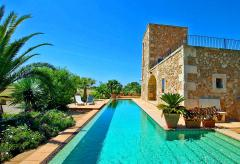 Traditionelle Finca auf Mallorca mit Pool (Nr. 3150)