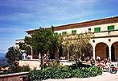 Hotel Rural inmitten von Mallorca auf dem Berg Randa, Santuario de Cura (Nr. 0319)