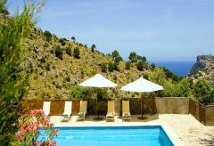 Finca-Hotel mit Pool - nahe Puerto de Soller (Nr. 0325)