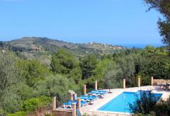 Land-Hotel auf Mallorca, ruhig gelegen (Nr. 0326)