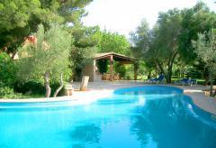 Ferienhäuser mit Pool für die Gruppenreise - Cala Murada (Nr. 0329)