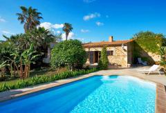 Ferienhaus für 6 Personen mit Pool - Cala Murada (Nr. 0329.1)