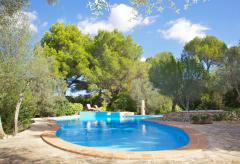 Cala Murada: strandnahes Ferienhaus mit Pool und Garten (Nr. 0329.2)