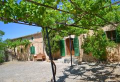 Mallorca Mitte Ferienwohnung auf Finca mit Pool  (Nr. 0335.3)