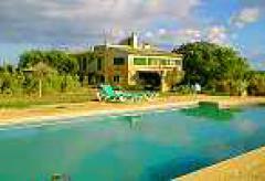Appartements und Doppelzimmer - große Finca mit Pool (Nr. 0340)