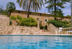 Finca-Hotel bei Valldemossa, Herrenhaus aus dem 16. Jhdt (Nr. 0344)