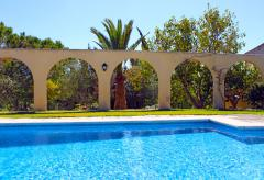 Günstiges Studio auf einer Finca bei der Bucht von Alcudia (Nr. 0351)