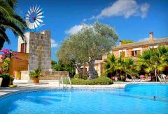 Finca-Hotel mit Pool und W-Lan bei Campos (Nr. 0357)