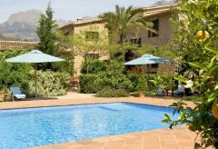 Mallorca romantisches Hotel (Nr. 0361)