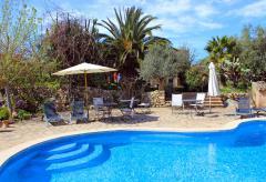 Landhotel mit Pool bei Arta (Nr. 0363)