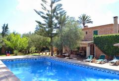 Familiäres Finca-Hotel mit Pool bei Campos (Nr. 0377.1)
