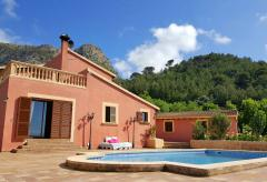 Ferienhaus mit Pool und Meerblick (Nr. 0403)
