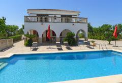Ferienhaus mit großem Pool bei Can Picafort  (Nr. 0403)