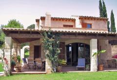 Ferienhaus mit Pool und Tennisplatz bei Son Macia (Nr. 0404.1)