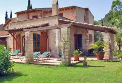 Ferienhaus bei Son Macia mit Pool und Tennisplatz (Nr. 0404.3)
