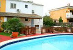 Strandnahes Ferienhaus mit Klimaanlage - Playa de Muro  (Nr. 0406)