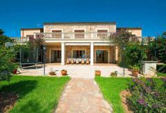 Große Villa mit Pool bei Porto Cristo (Nr. 0407)