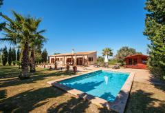 Landhaus mit Pool und Klimaanlage bei Felanitx (Nr. 0408)