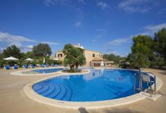 Barrierefreie Villa mit Pool - für Rollstuhlfahrer gut geeignet (Nr. 0413)