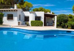 Strandurlaub Cala d'Or - Ferienhaus mt Pool und Klimaanlage (Nr. 0422)